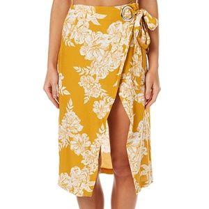 MINKPINK Saffron wrap skirt NWT size XS